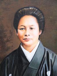 小梨コマ肖像